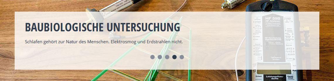 Baubiologische Untersuchung aus 15230 Frankfurt (Oder)