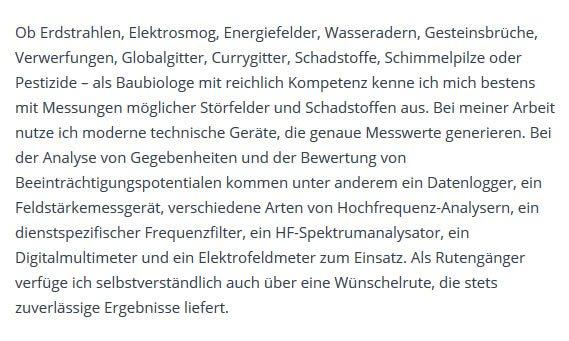 Energiefelder, Globalgitter